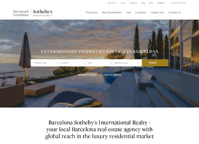 barcelona-sothebysrealty.com