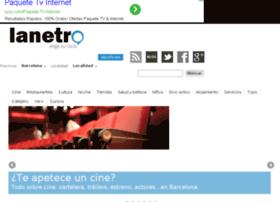 barcelona.lanetro.com