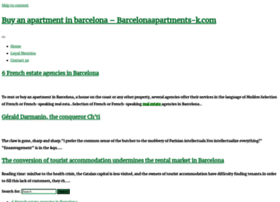barcelonaapartments-k.com