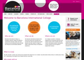 barcelonacollege.org