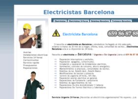 barcelonaelectricista.eu