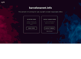 barcelonarent.info
