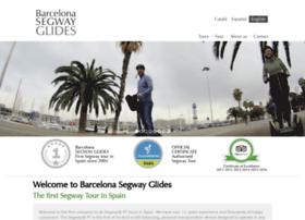 barcelonasegwayglides.com