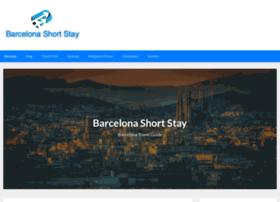 barcelonashortstay.net