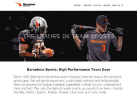 barcelonasports.com
