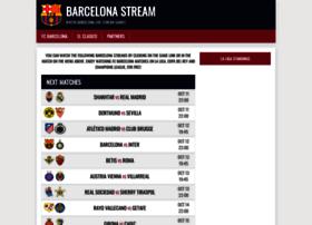 barcelonastream.com