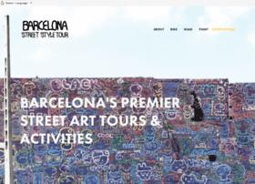 barcelonastreetstyletour.com