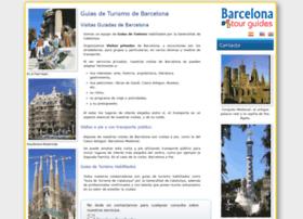 barcelonatourguides.es