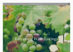 barcelonawinetastings.com