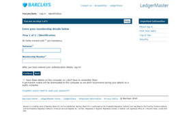 barclaysledgermaster.com