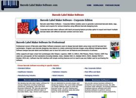 barcodelabelmakersoftware.com