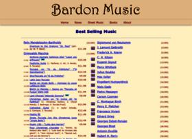 bardon-music.com