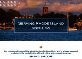bardorf.com