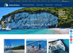 bareboatsailingholidays.com