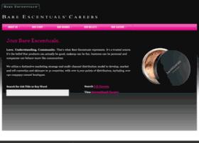 bareescentuals-careers.ttcportals.com