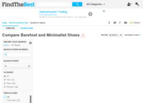 barefoot-shoes.findthebest.com