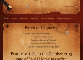 barefootcabinetry.com