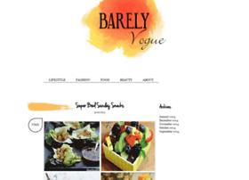 barelyvogue.com