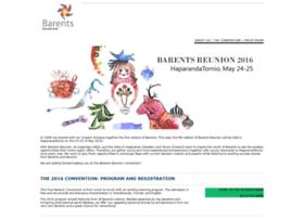 barentsreunion.com
