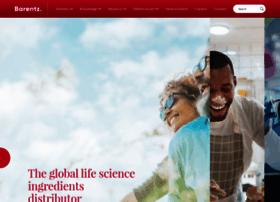 barentz.com