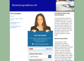 barexamquestions.net