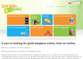 bargain-dealz.com