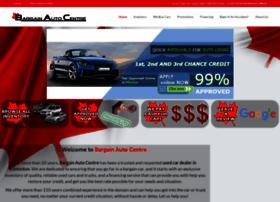 bargainautocentre.com