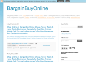 bargainbuyonlinestore.blogspot.co.uk