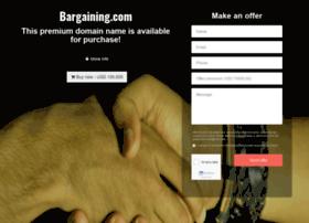 bargaining.com