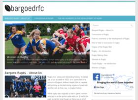 bargoedrfc.org.uk