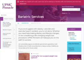 bariatric.pinnaclehealth.org