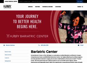 bariatrics.hurleymc.com