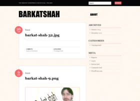 barkatshah.wordpress.com