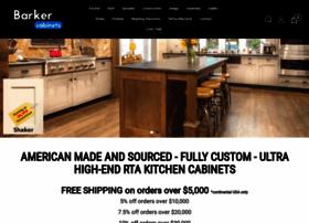 barkercabinets.com