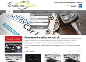 Barkshiremotors.ie