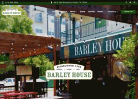 barleyhouse.com