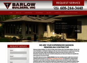 barlowbuildersinc.com