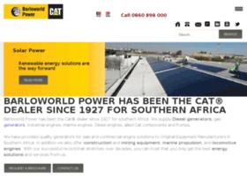 barloworldpower.com