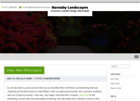 barnabylandscapes.co.uk