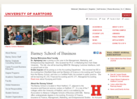 barney.hartford.edu