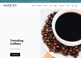 barniescoffeekitchen.com