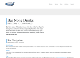 barnonedrinks.com