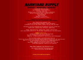 barnyardsupply.com