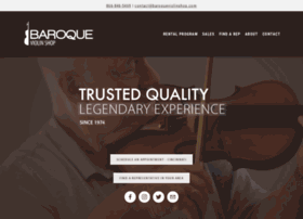 baroqueviolinshop.com