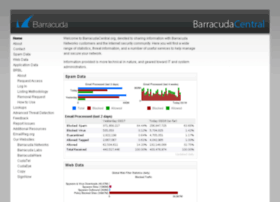 barracudacentral.com
