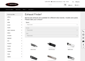 barracudaexhaust.com