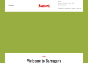 barragansrestaurants.com