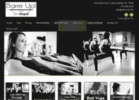 barre-up.liveeditaurora.com