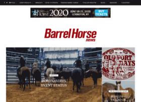 barrelhorses.com
