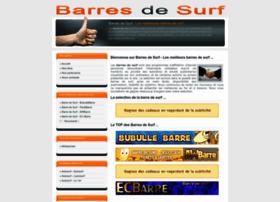 barresdesurf.com